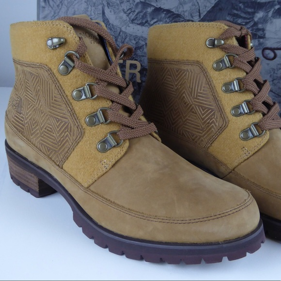 aaa20f764f49 The North Face Bridgeton Ankle Lace Leather Boots
